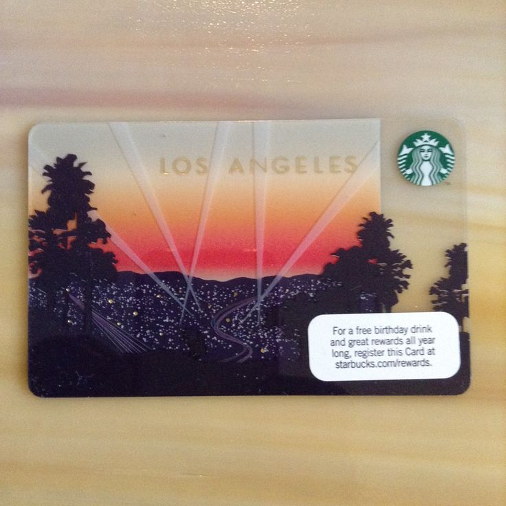 This card was available in select Los Angeles and surrounding California, U.S.A. stores only. This card ships with a $0.00 balance. Please feel free to contact us via SPREESY if you have any questions or concerns. | Shop this product here: spreesy.com/mysbuxcollection/73 | Shop all of our products at http://spreesy.com/mysbuxcollection    | Pinterest selling powered by Spreesy.com