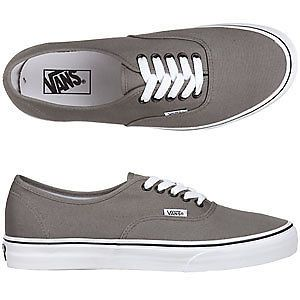 Gray vans for girls, want these so bad
