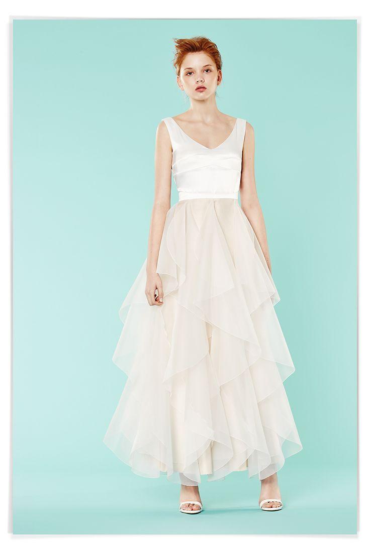 11 best ambacherVidic images on Pinterest | Short wedding gowns ...