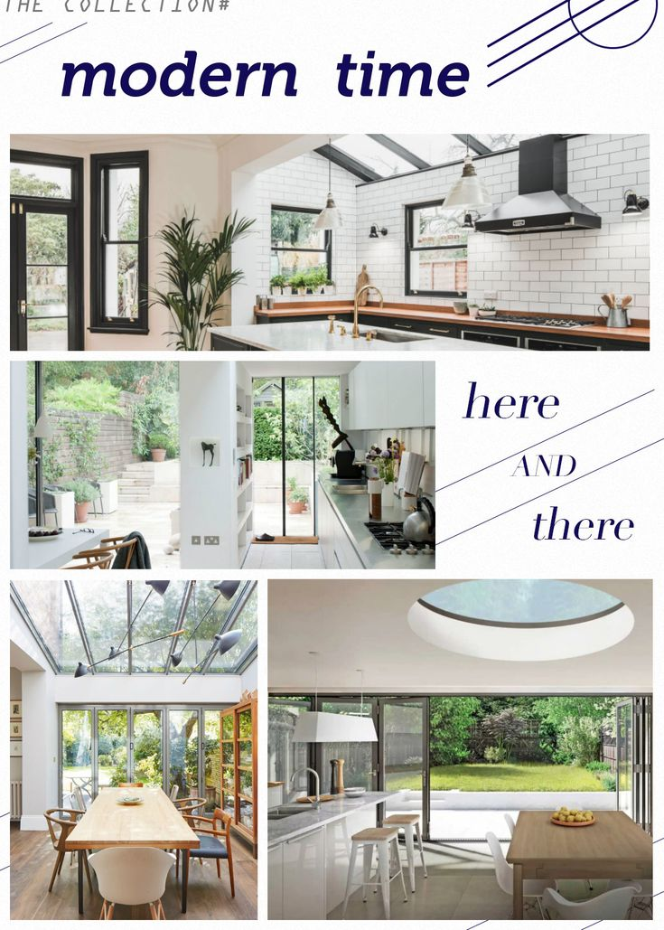 Design Your Own Kitchen: Changing Skylight Establish Your Own Kitchen Language In