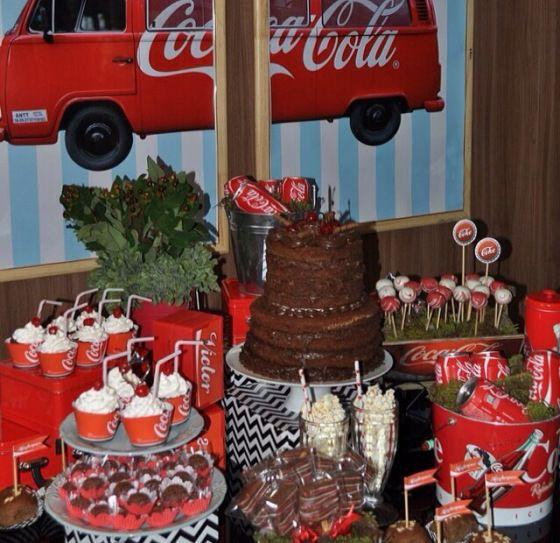 festa tema coca cola | ... para festas coca cola dicas festa infantil dicas festas de aniversario
