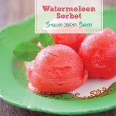 Watermeloen Sorbet