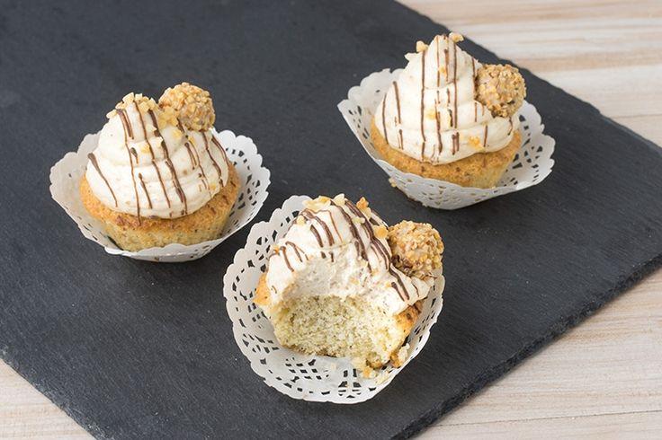 Sallys Blog - Giotto-Cupcakes