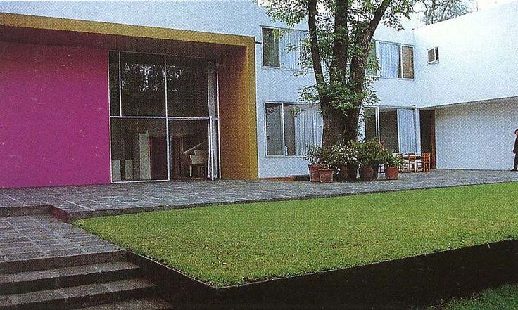 17 best images about luis barrag n architect on pinterest for Jardin 17 luis barragan
