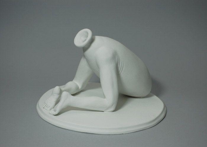 Sculpturen van lust en verleiding roepen de demonen van Jeroen Bosch op | The Creators Project
