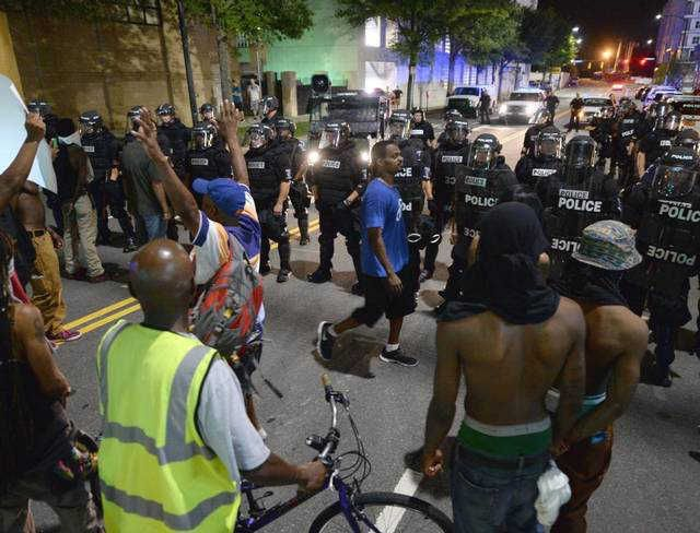 Potential State Sponsored Terrorism: 70% of Arrested Charlotte Rioters Have Out of State IDs - https://freedomfightertimes.com/podcast/potential-state-sponsored-terrorism-70-arrested-charlotte-rioters-state-ids/