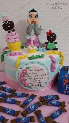Pinokyo Butik Pasta ve Kurabiye - İzmit: Sürpriz doğum günü pastası...