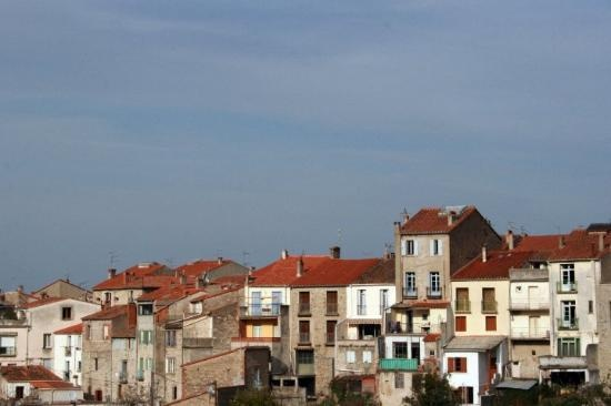 Roofscape Ceret