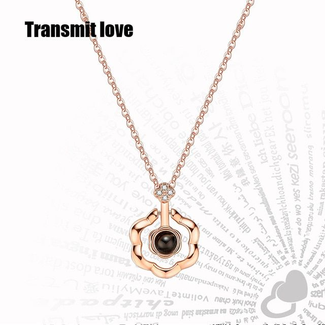 4e32bd0f0 2018 New Arrival Rose Gold. Find this Pin and more on Pendant Necklaces ...