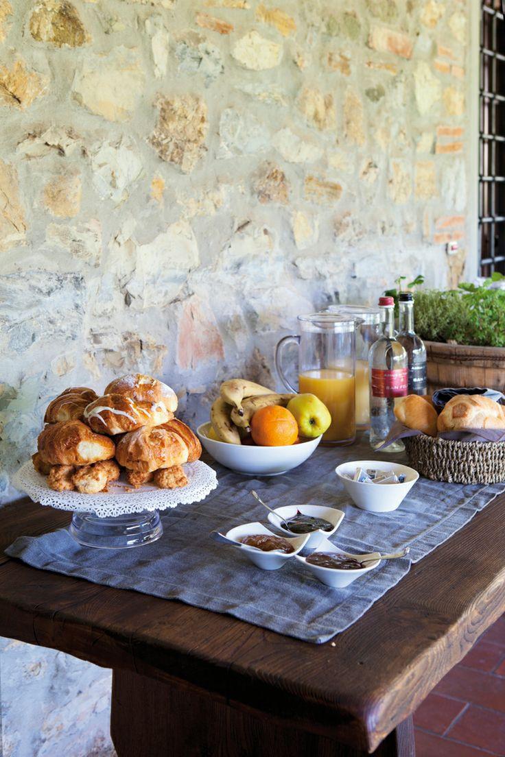 good food#tuscany#b&b#