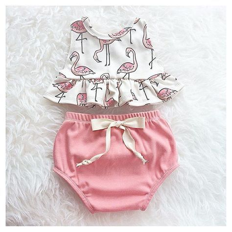 The teeny tiniest little outfit!
