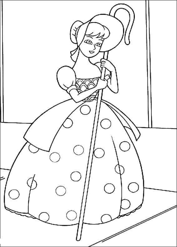 Bo Peep Coloring Pages Best Coloring Pages For Kids Toy Story Coloring Pages Cute Coloring Pages Coloring Pages