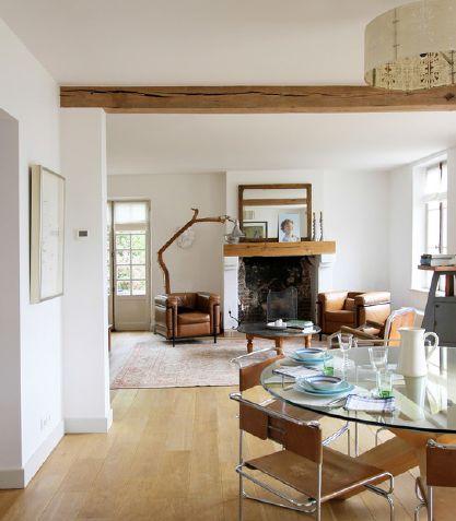 Vigas en el techo disimular como si fuera de madera - Vigas de madera para techos ...