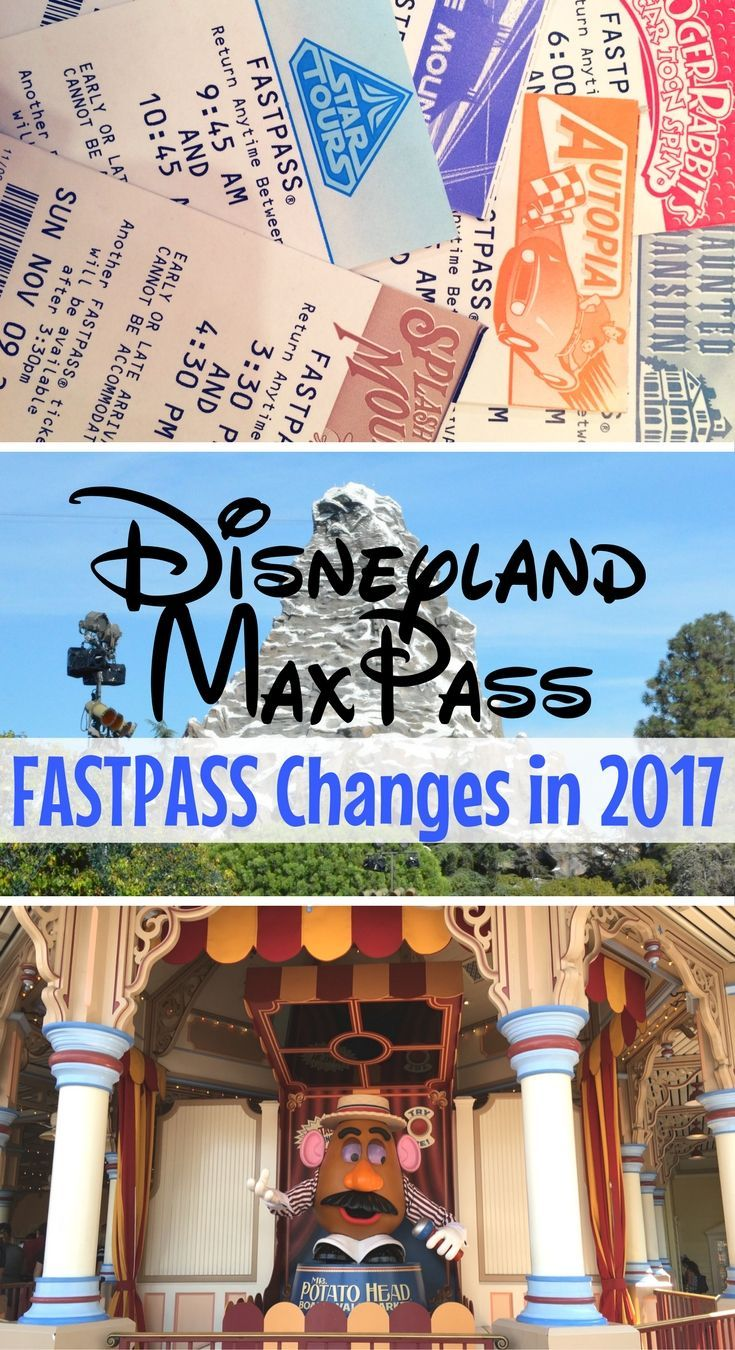 Visiting Disneyland in 2017? MaxPass - a major addition to Disneyland's FASTPASS system - will soon be here. Get the early details on MaxPass to help plan your next Disneyland vacation.