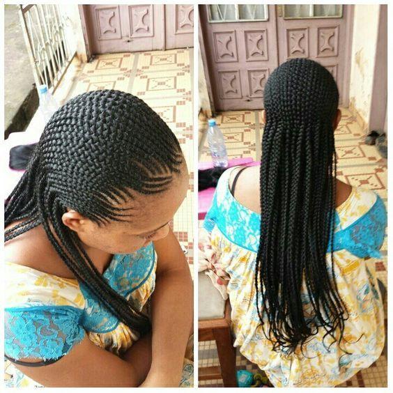 Beautiful Ghana Braids Hairstyles You Should Rock Next - Maboplus.com