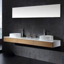 EVOKO Set 225 cm (NEW) Wall Hung Vanity By Prodigg®