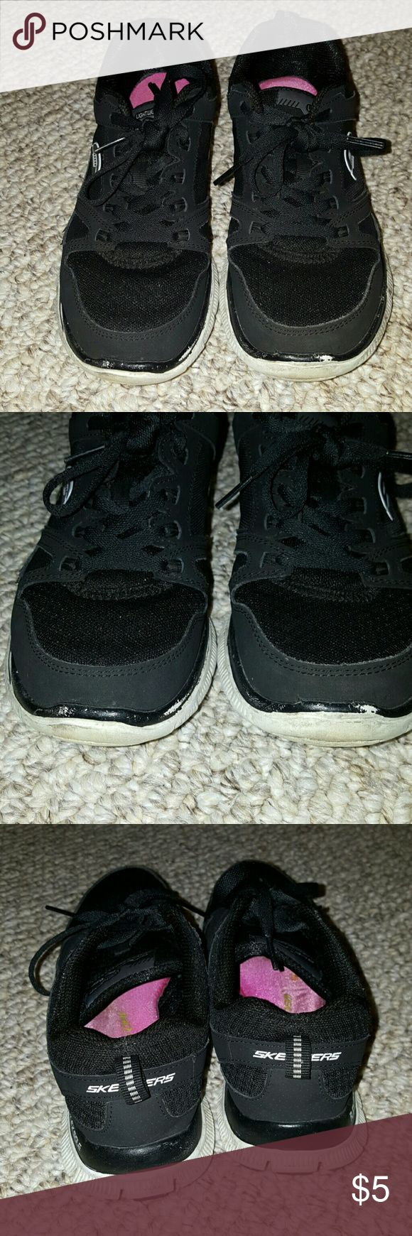 Sketchers sneakers Used scuffs on front in pic 2 Skechers Shoes