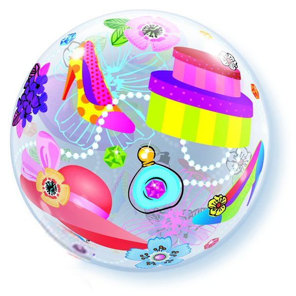 Balloons - Bubble Shopping Spree  - $7.95 See more at http://myhensparty.com.au/