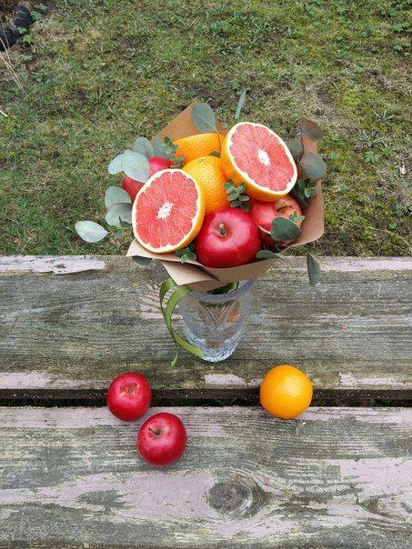Букет по вкусу | из овощей и фруктов | Минск | ВКонтакте
