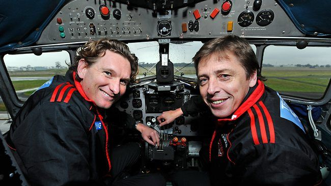 Whose going to remain in the cockpit? Read http://www.mildred.co/sport/bomber-thompson---loyal-deputy