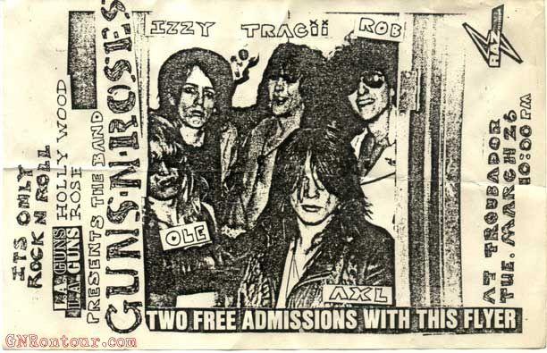 Guns N' Roses - The Full Wiki