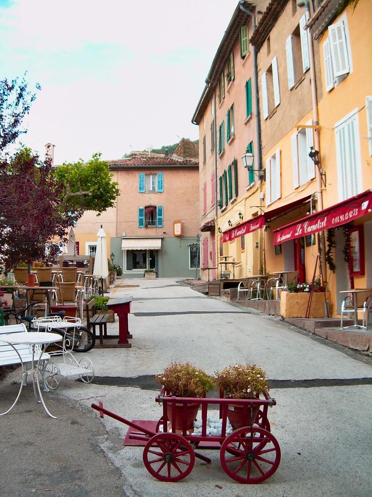 France, Var, La Garde-Freinet
