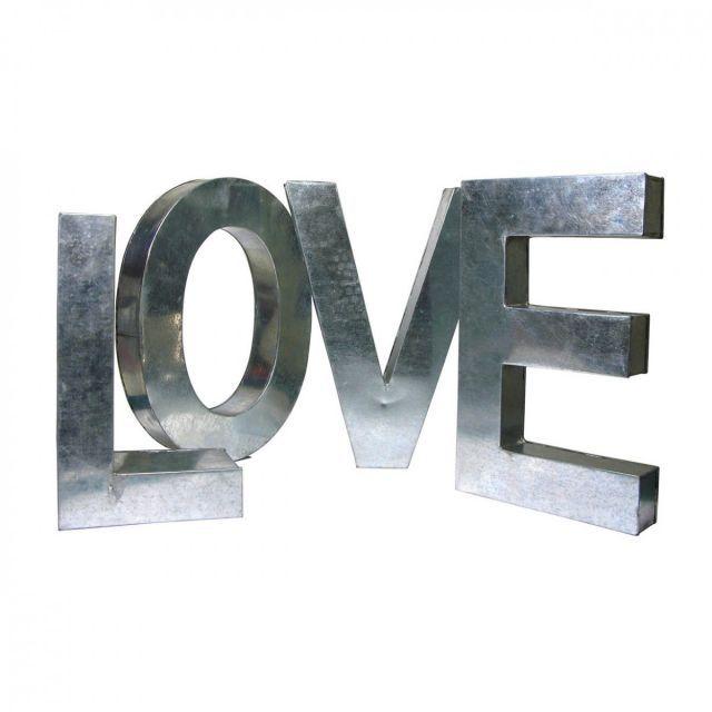 Seletti - METALVETICA Lettere in metallo h 35cm