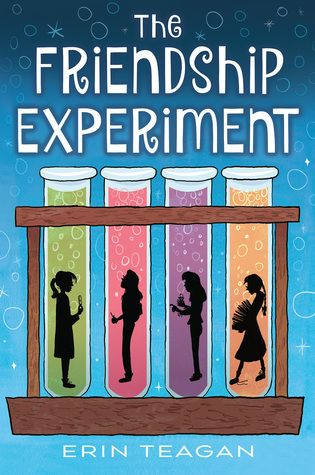 #CoverReveal: The Friendship Experiment - Erin Teagan