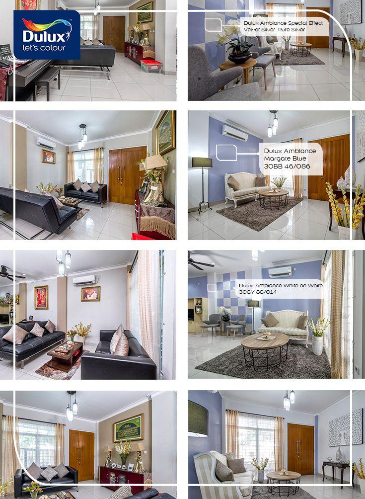 DIY Menciptakan Kesan Elegan untuk Interior By Dulux