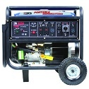 This powerful generator is probably the best portable machine of its kind to assure energy for most of your electrical and electronic appliances, being able to provide almost 8250 watts of power. This means that ETQ TG72K12 is strong enough to supply the needed power for your TV, air conditioning, computer, refrigerator, washing machine and light bulbs all around the house, all at the same time.