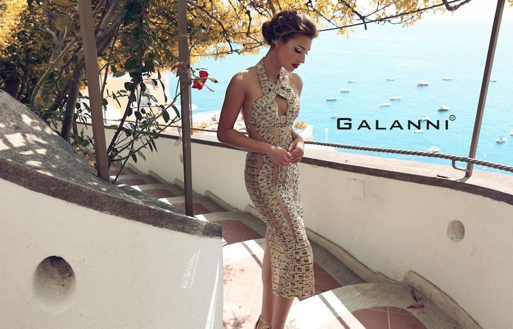 GALANNI ® Allegra | Made To Order | By Appoitment Only