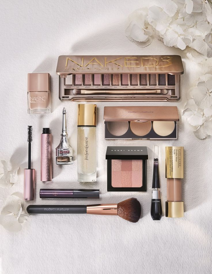 Our bridal beauty essentials