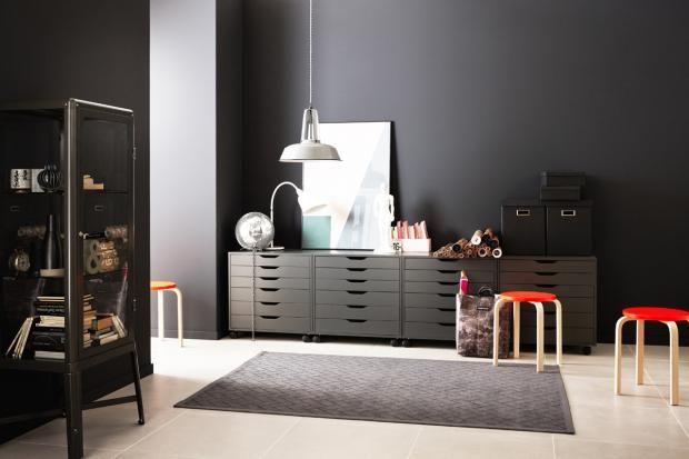 28 besten kleine r ume bilder auf pinterest kleine wohnung einrichten sch ner wohnen und katalog. Black Bedroom Furniture Sets. Home Design Ideas
