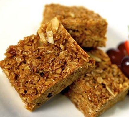 healthy fruit flapjack recipe fruit desserts