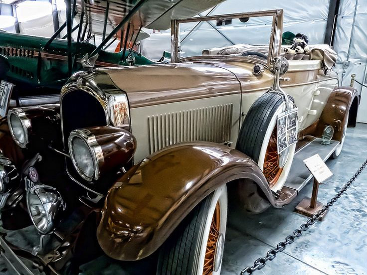 1927 Chrysler Model E-80 Imperial Cabriolet vintage automobile (2) | Flickr - Photo Sharing!