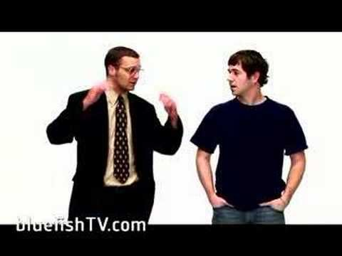 Faith vs. Fear (PC vs Mac) Video on Courageous Christian Father is about Here is a BlueFishTV video that I want to share with you. It is Faith vs Fear. Taking of of the parody commercial PC vs Mac.  Like this:Like Loading....