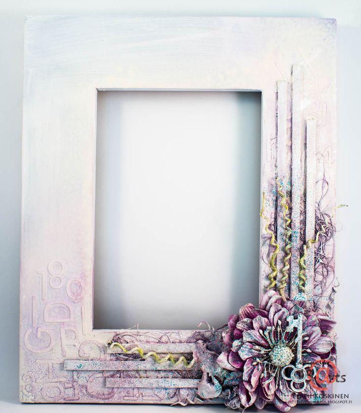 Terhi Koskinen: 13arts   Frames