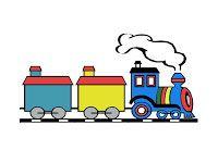 Chiste de los borrachos y la vía del tren