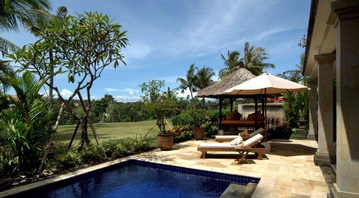 Villa Surya Pool 1