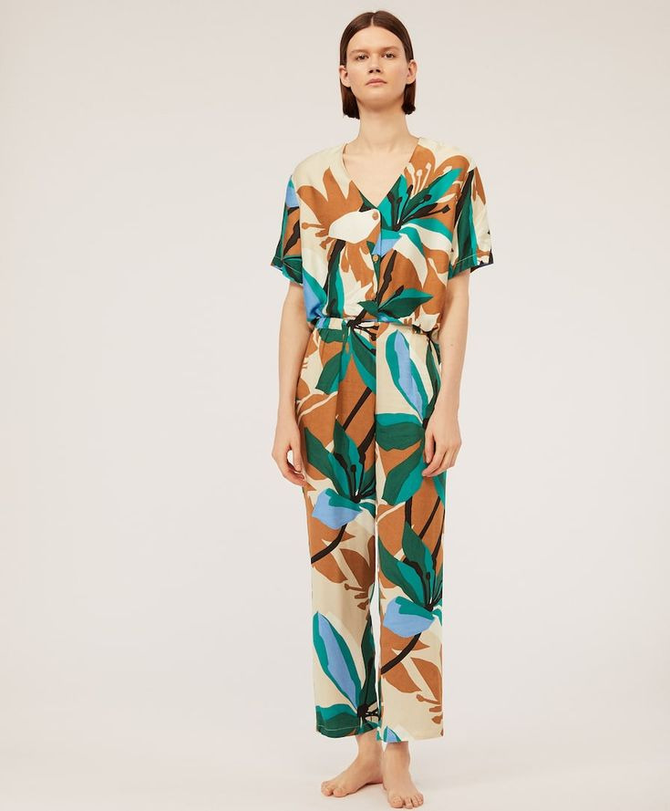 Pyjama-Sets – Pyjamas und Homewear | Trends in der Damenmode | Sommerschlussverk…
