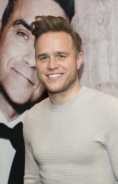 Olly Murs Photos Photos - Olly Murs attends Robbie Williams BRITs Icon show at the Troxy on November 7, 2016 in London, England. - BRITs Icon Award Presented To Robbie Williams -  Red Carpet Arrivals