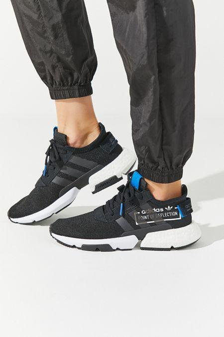 uk availability c22a9 0da33 adidas Originals Brand Print POD-S3.1 Black Sneakers, Air Max Sneakers,