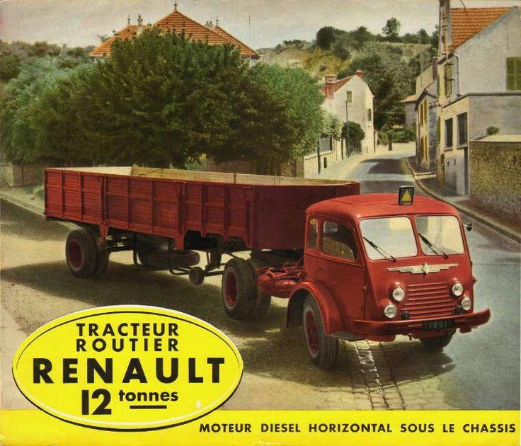Les 622 meilleures images propos de autocar et camion for Garage renault butry sur oise
