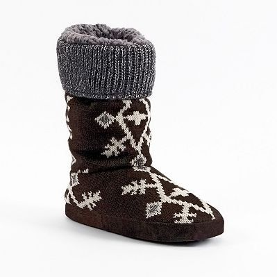 #Kohls                    #women boots              #LUKS #Vanessa #Slipper #Boots #Women               MUK LUKS Vanessa Slipper Boots - Women                                        http://www.seapai.com/product.aspx?PID=47183