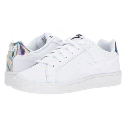 Nike Women's Court Royale Tennis Shoes White Racket Racquet Shoe NWT  749867-109