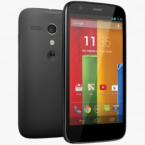 The new Motorola Moto G runs Android 4.3 Jellybean with a  Future upgrade to 4.4 KitKat...  - Do I get one??