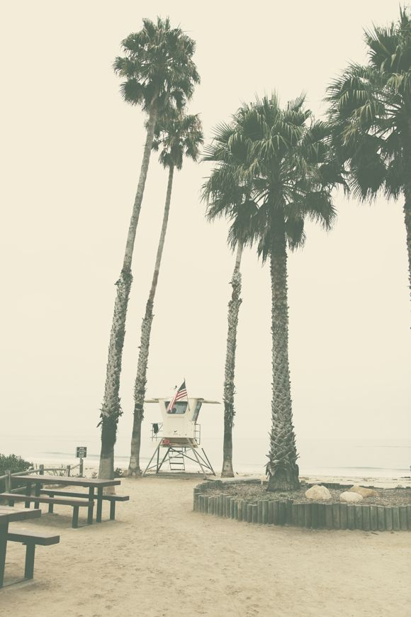 Reminds me of June Gloom summer camp days at the beach! (Off The Beaten Path: Santa Barbara #california #travel)