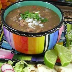 Carne en su Jugo (Meat in its Juices) Allrecipes.com.