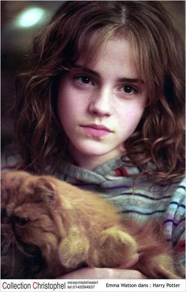 Harry Potter et le Prisonnier d'Azkaban : Photo Alfonso Cuarón, Emma Watson
