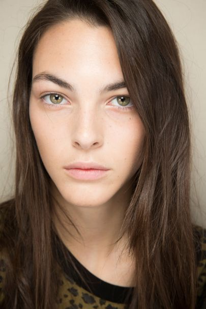 Go close-up on the best hair and make-up from the spring/summer 2017 fashion shows in New York, Milan, Paris and London.